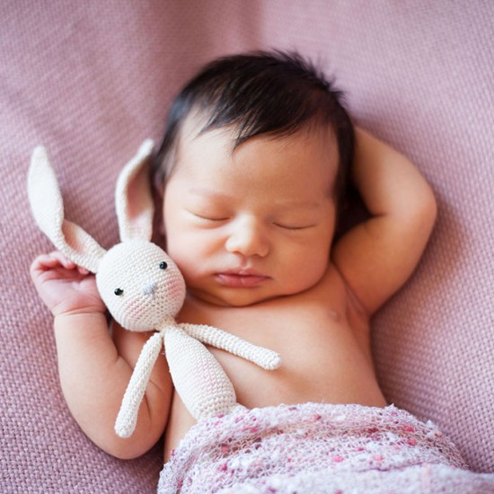 on dort mieux avec monsieur le lapin